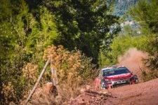 Craig Breen - Citroen Racing World Rally Team