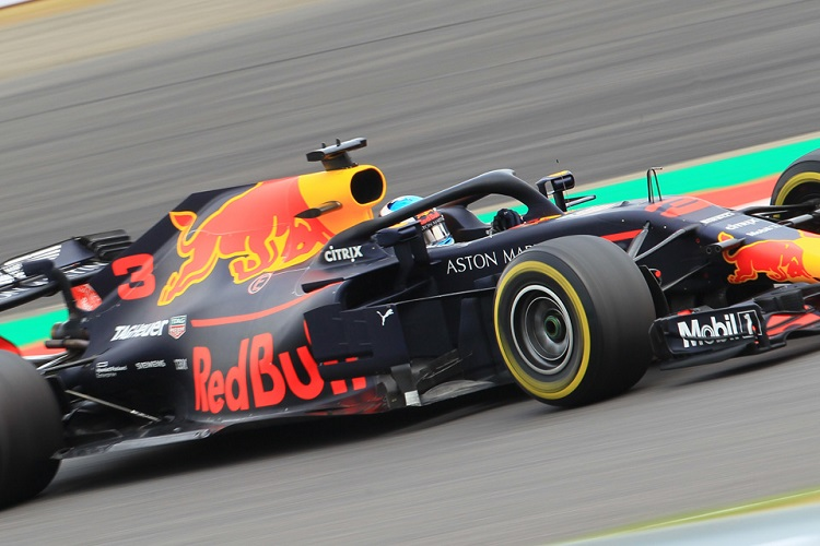 Daniel Ricciardo - Aston Martin Red Bull Racing - Suzuka International Racing Course