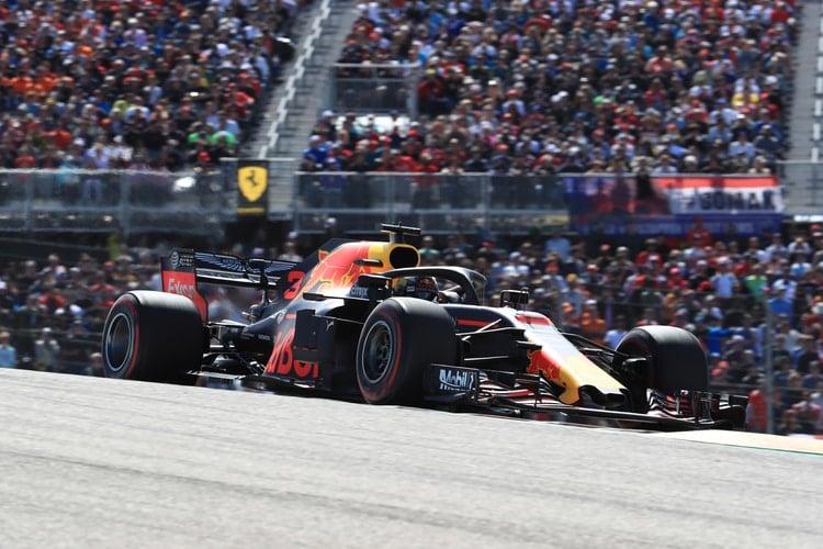 Daniel Ricciardo - United States Grand Prix - F1