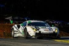 Cooper MacNeil, Gunnar Jeannette & Daniel Serra - Scuderia Corsa - Petit Le Mans