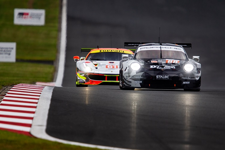 Porsche and Ford are still on top in the LM GTE classes, even after new BoP was set for the 6 Hours of Fuji.