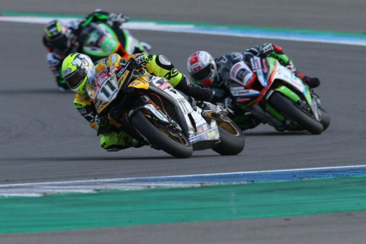 Ellison happy with Assen Progress