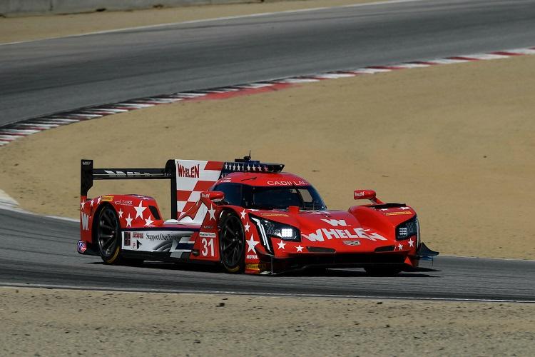 Eric Curran & Felipe Nasr - Whelen Engineering Racing