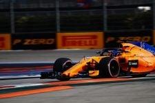 Fernando Alonso - McLaren F1 Team - Sochi Autodrom