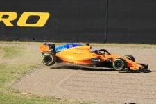 Fernando Alonso - McLaren F1 Team - Suzuka International Racing Course