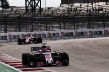 Racing Point Force India F1 Team - Russian Grand Prix