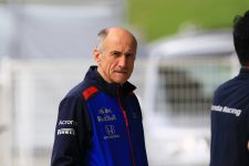 Franz Tost - Red Bull Toro Rosso Honda - Suzuka International Racing Course