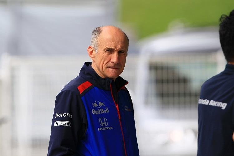 Franz Tost - Red Bull Toro Rosso Honda - Suzuka International Racing Course