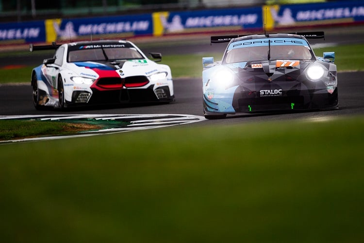 With a new BoP set for this weekend, could change be coming in the GTE classes?