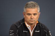 Gil de Ferran - McLaren F1 Team