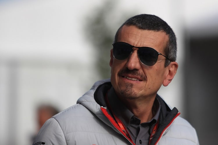 Guenther Steiner - Haas F1 Team - Circuit of the Americas
