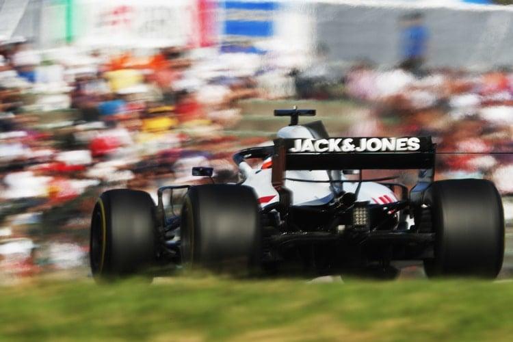 Haas F1 Team - Japanese Grand Prix - F1