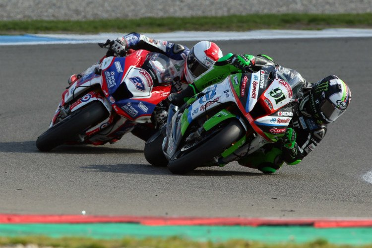 Haslam delighted with Assen Double