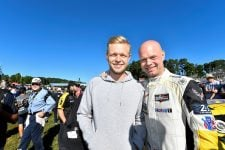 Kevin & Jan Magnussen - Haas F1 Team & Corvette Racing - Petit Le Mans