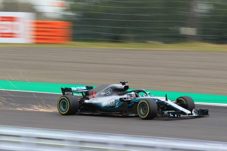 Lewis Hamilton - Japanese Grand Prix - F1