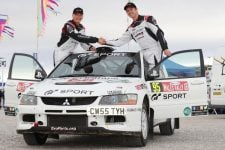 Jardine and Cary - Wales Rally GB 2018