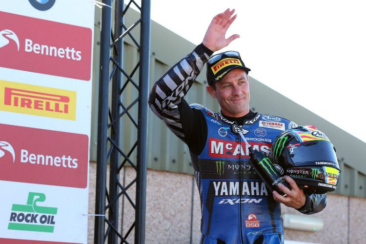Josh Brookes joins Be Wiser Ducati