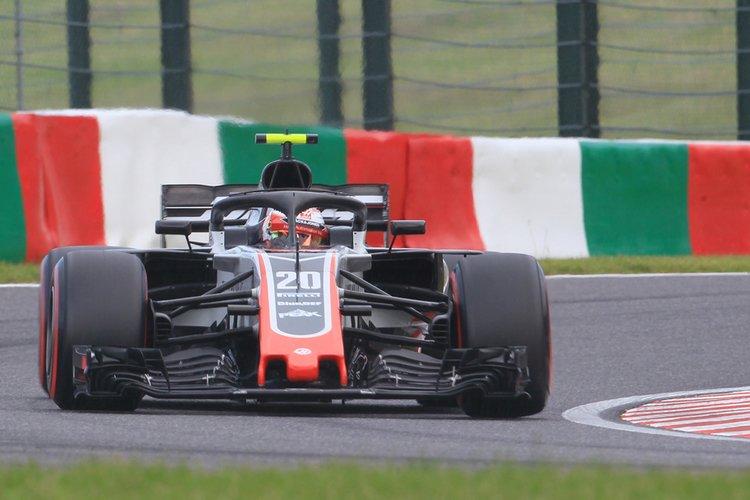 Kevin Magnussen - Haas F1 Team - Japan GP