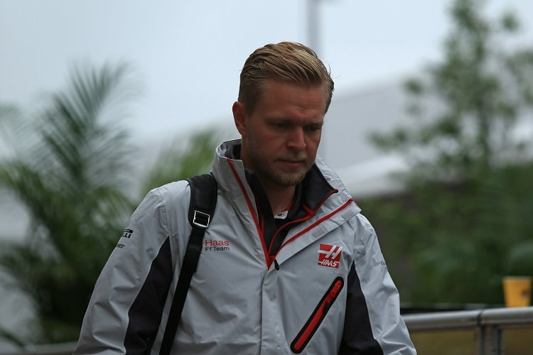 Kevin Magnussen - Haas F1 Team - Circuit of the Americas