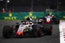 Kevin Magnussen & Romain Grosjean - Haas F1 Team - Autodromo Hermanos Rodriguez