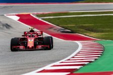 Kimi Raikkonen - United States Grand Prix - F1