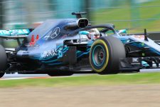 Lewis Hamilton - Mercedes AMG Petronas Motorsport - Japan GP