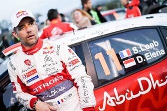 Sébastien Loeb - Citroen Racing World Rally Team 2018