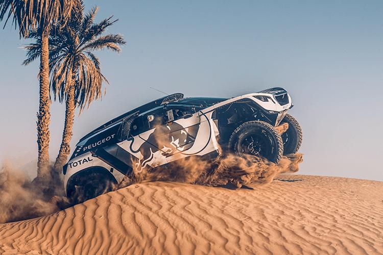 Sébastien Loeb - Dakar Rally