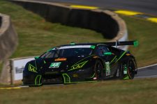 Madison Snow, Bryan Sellers & Corey Lewis - Paul Miller Racing - Petit Le Mans