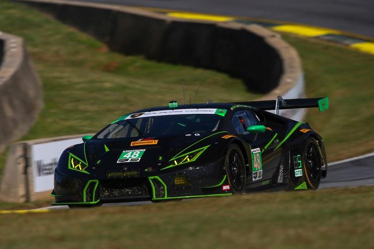 Madison Snow, Bryan Sellers & Corey Lewis - Paul Miller Racing - Petit Le Mans