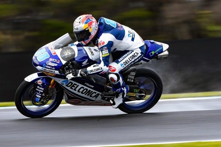 Jorge Martin Phillip Island qualifying 2018