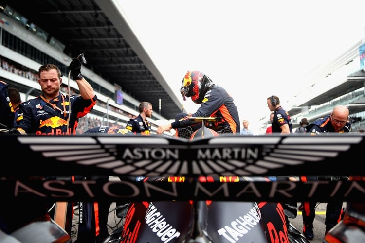 Max Verstappen - Aston Martin Red Bull Racing - Russian GP