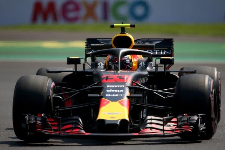 Max Verstappen - Aston Martin Red Bull Racing - Mexican GP