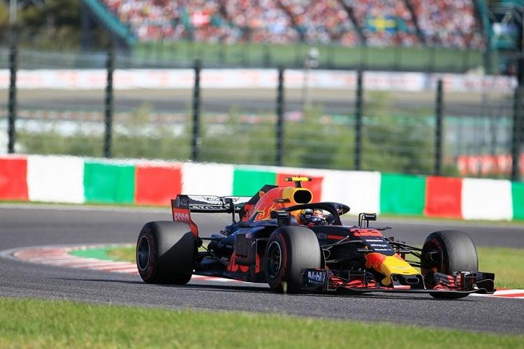 Max Verstappen - Aston Martin Red Bull Racing - Suzuka International Racing Course