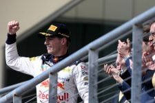 Max Verstappen - Aston Martin Red Bull Racing - Circuit of the Americas