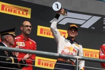 Max Verstappen - United States Grand Prix - F1