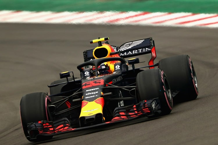 Max Verstappen - Aston Martin Red Bull Racing - Autodromo Hermanos Rodriguez
