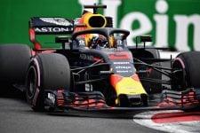Daniel Ricciardo - Mexican Grand Prix - F1