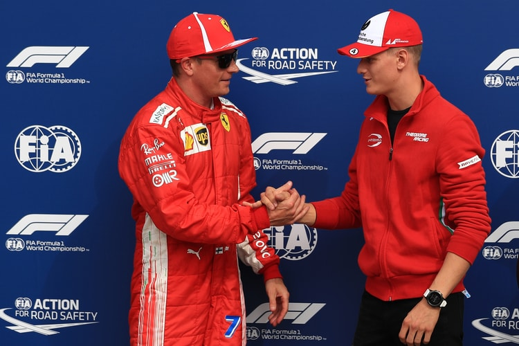 Mick Schumacher - Italian GP