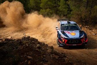 Thierry Neuville - Hyundai - FIA World Rally Championship