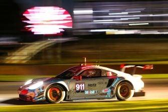 Nick Tandy, Patrick Pilet & Frederic Makowiecki - Porsche GT Team - Petit Le Mans