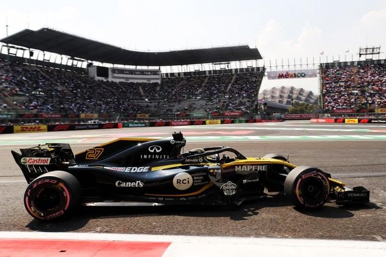 Nico Hülkenberg - Mexican Grand Prix - F1