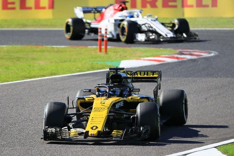 Nico Hulkenberg - Japanese Grand Prix - F1