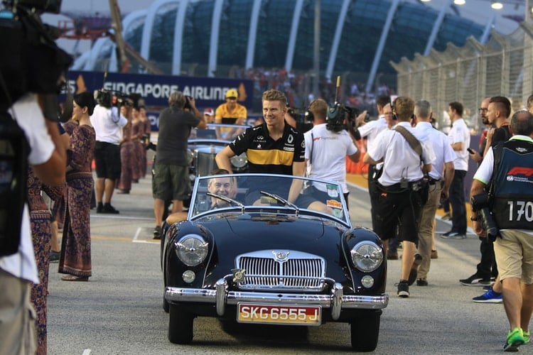 Nico Hulkenberg - F1