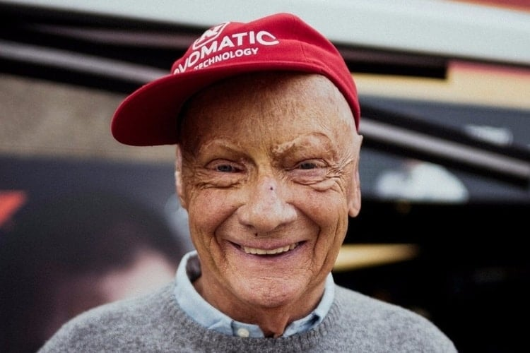 Niki Lauda released from hospital following successful lung transplant - The Checkered Flag