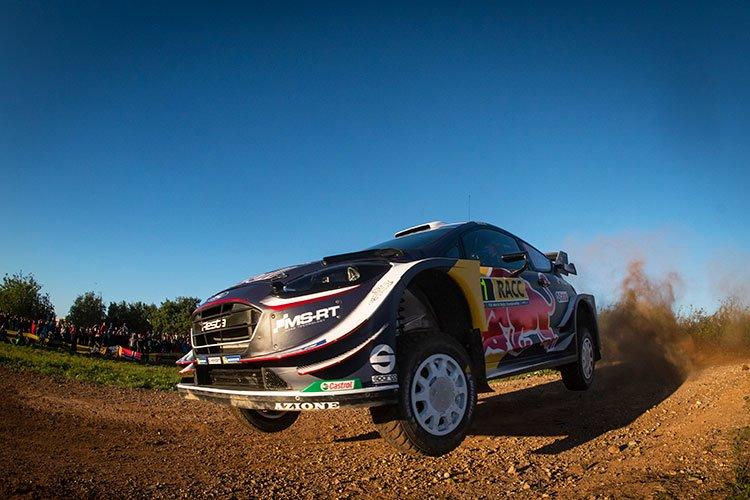 Sébastien Ogier - RallyRACC - 2018