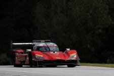 Oliver Jarvis, Lucas di Grassi & Tristan Nunez - Mazda Team Joest - Petit Le Mans