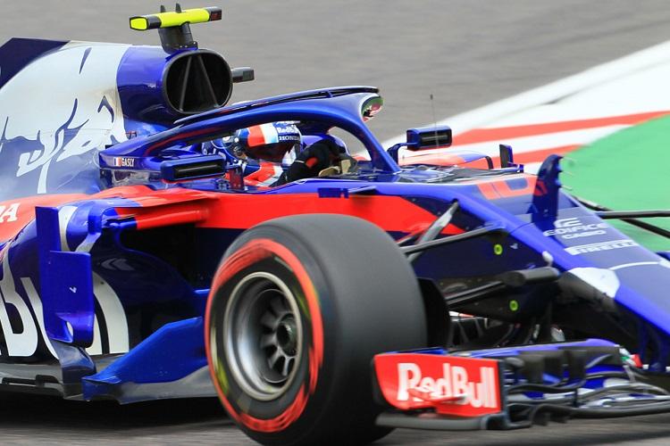 Pierre Gasly - Red Bull Toro Rosso Honda - Suzuka International Racing Course