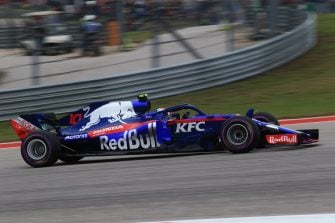 Pierre Gasly - Red Bull Toro Rosso Honda - Circuit of the Americas