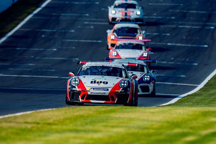 Lewis Plato - Brands Hatch - Porsche Carrera Cup GB